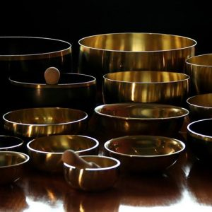 Harmonic Singing Bowls